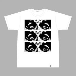 KOU T-shirt (Black/White)