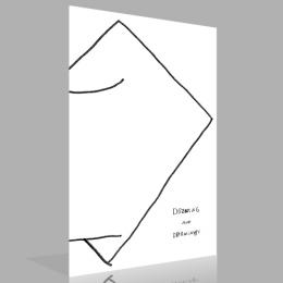 ERECT ZINE Vol.2 中村穣二『Drawing and Drawings』
